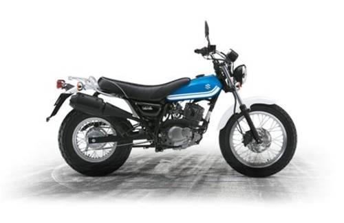 2018 Suzuki VanVan 125cc  Brand New  SOLD   Car And Classic