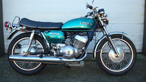 Suzuki T250 HUSTLER 1971-J **14,329 MILES** SOLD (picture 1 of 6)