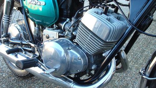 Suzuki T250 HUSTLER 1971-J **14,329 MILES** SOLD (picture 4 of 6)