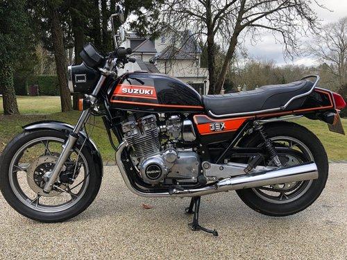 1980 GSX1100ET Superb UK bike SOLD (picture 2 of 6)