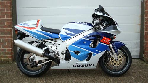 Suzuki GSXR 750 T 1996-P **7800 miles** For Sale (picture 1 of 6)