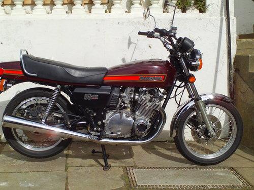 1978 SUZUKI GS1000  For Sale (picture 1 of 6)