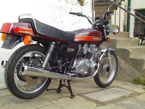 1978 SUZUKI GS1000  For Sale (picture 2 of 6)