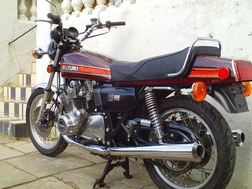 1978 SUZUKI GS1000  For Sale (picture 4 of 6)