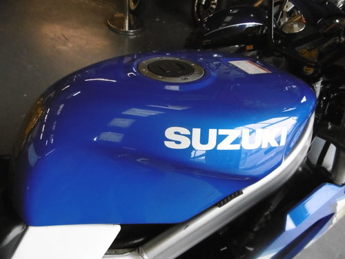 1993 Susuki RG125F Very original condition  SOLD (picture 2 of 6)