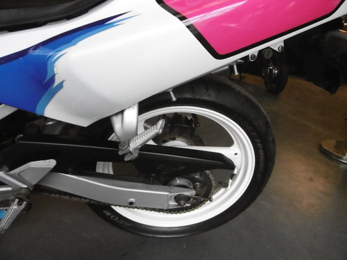 1993 Susuki RG125F Very original condition  SOLD (picture 3 of 6)