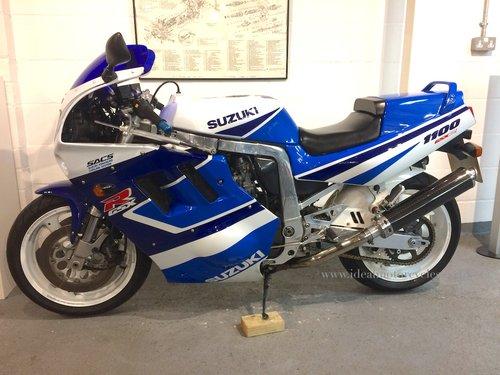 1991 Suzuki GSXR 1100M For Sale (picture 5 of 6)