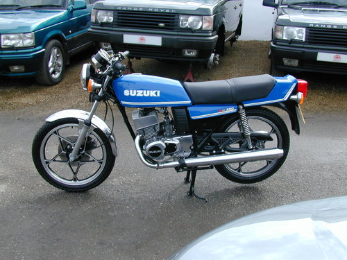 1981 SUZUKI GT 200 X5 For Sale (picture 5 of 6)