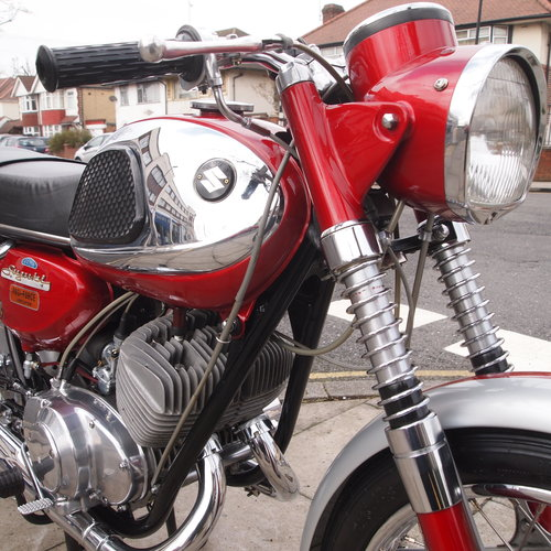 1968 T20 Super Six 250cc. SOLD TO IAN, DEPOSIT TAKEN. SOLD (picture 3 of 6)
