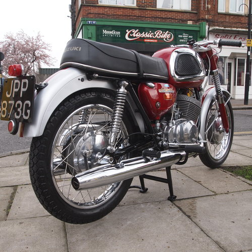 1968 T20 Super Six 250cc. SOLD TO IAN, DEPOSIT TAKEN. SOLD (picture 6 of 6)