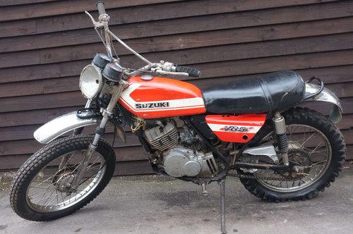 Suzuki TS185 TS 185 1972 SOLD | Car And Classic
