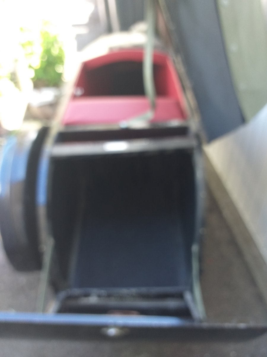 1950 RARE Vintage Watsonian Albion Single Seat Sidecar For Sale (picture 3 of 6)