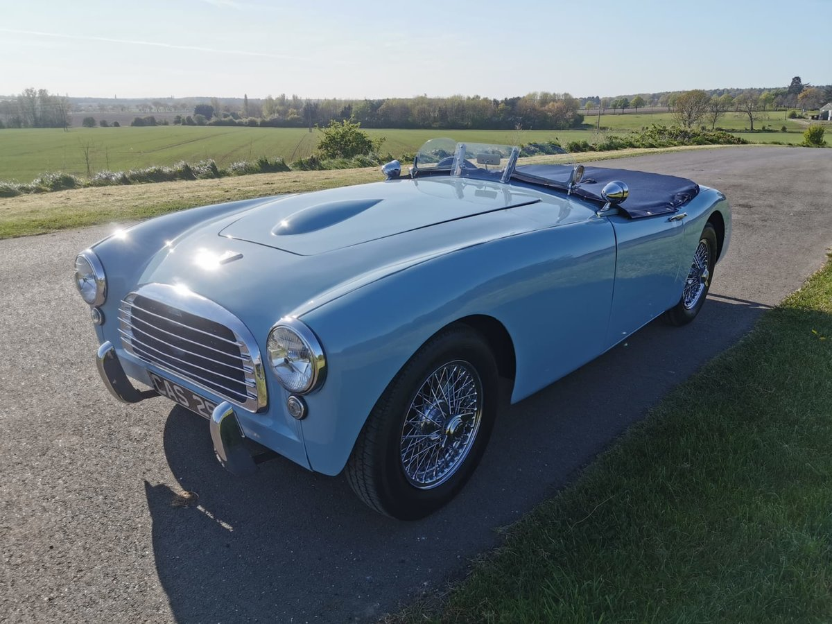 """1954 Swallow Doretti Manual O/D """"fast road""""  For Sale (picture 4 of 6)"""
