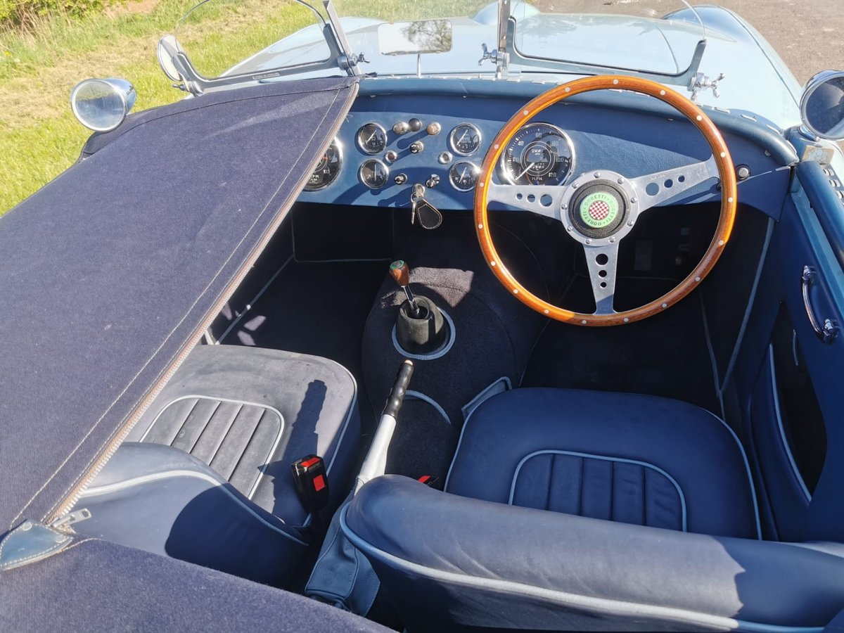 """1954 Swallow Doretti Manual O/D """"fast road""""  For Sale (picture 6 of 6)"""