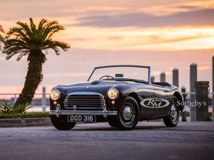 Picture of 1954 Swallow Doretti  For Sale by Auction