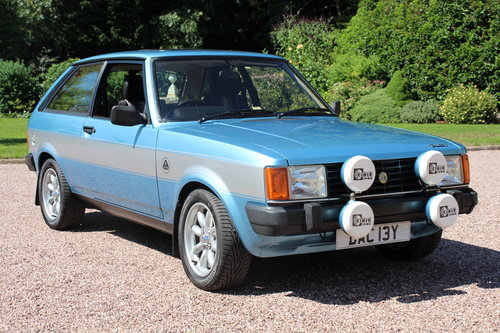 1982 Talbot Sunbeam Lotus Homologated 1981 World Rally DAC 13Y  SOLD (picture 1 of 6)