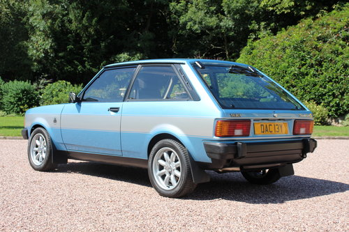 1982 Talbot Sunbeam Lotus Homologated 1981 World Rally DAC 13Y  SOLD (picture 2 of 6)
