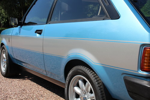 1982 Talbot Sunbeam Lotus Homologated 1981 World Rally DAC 13Y  SOLD (picture 3 of 6)