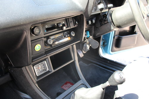 1982 Talbot Sunbeam Lotus Homologated 1981 World Rally DAC 13Y  SOLD (picture 5 of 6)