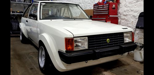 1983 Talbot Sunbeam Lotus - New Restoration For Sale (picture 1 of 6)