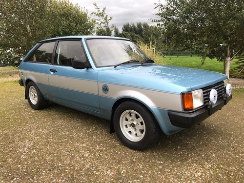 1982 TALBOT SUNBEAM LOTUS - SUPERB EXAMPLE + HISTORY RECORD PX ? For Sale (picture 1 of 6)