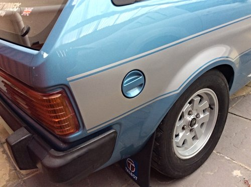 1982 TALBOT SUNBEAM LOTUS - SUPERB EXAMPLE + HISTORY RECORD PX ? For Sale (picture 6 of 6)