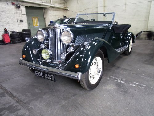 1936 Talbot 110 VDP Open Tourer  (picture 1 of 6)