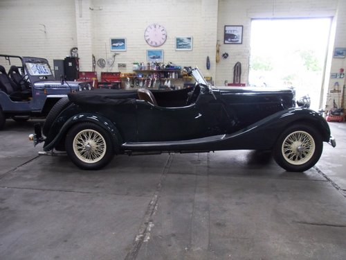 1936 Talbot 110 VDP Open Tourer  (picture 3 of 6)