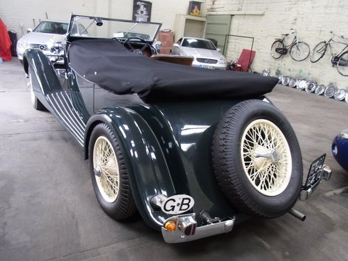 1936 Talbot 110 VDP Open Tourer  (picture 5 of 6)