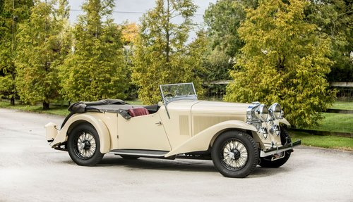 1934 Talbot AV105 'Coupe des Alpes' Coachwork by V For Sale (picture 1 of 6)