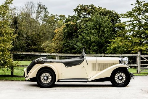 1934 Talbot AV105 'Coupe des Alpes' Coachwork by V For Sale (picture 2 of 6)