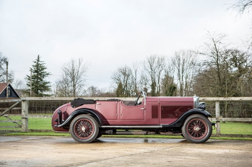 1930 Talbot AM90 Deluxe Sports Tourer For Sale (picture 1 of 6)