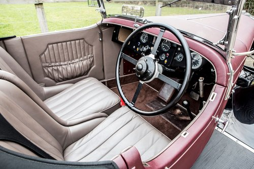 1930 Talbot AM90 Deluxe Sports Tourer For Sale (picture 2 of 6)