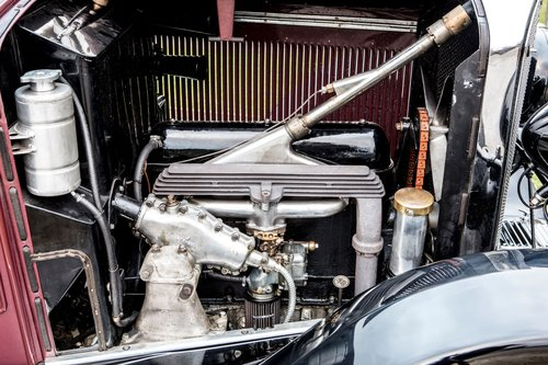 1930 Talbot AM90 Deluxe Sports Tourer For Sale (picture 3 of 6)