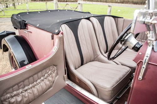 1930 Talbot AM90 Deluxe Sports Tourer For Sale (picture 5 of 6)