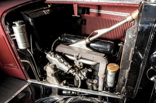 1930 Talbot AM90 Deluxe Sports Tourer For Sale (picture 6 of 6)