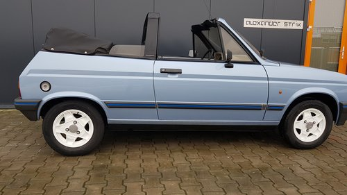 1984 Samba 1.4 Cabriolet Unique Condition For Sale (picture 1 of 6)