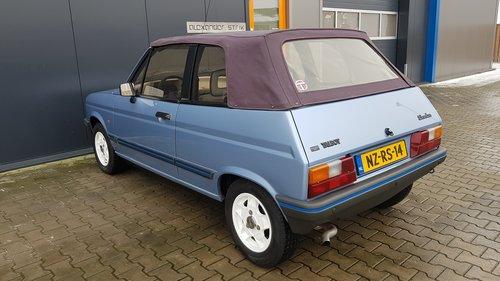 1984 Samba 1.4 Cabriolet Unique Condition For Sale (picture 3 of 6)