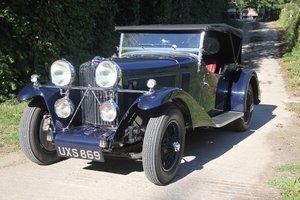 1933 Talbot 105 Coupe des Alpes Vanden Plas style Tourer For Sale
