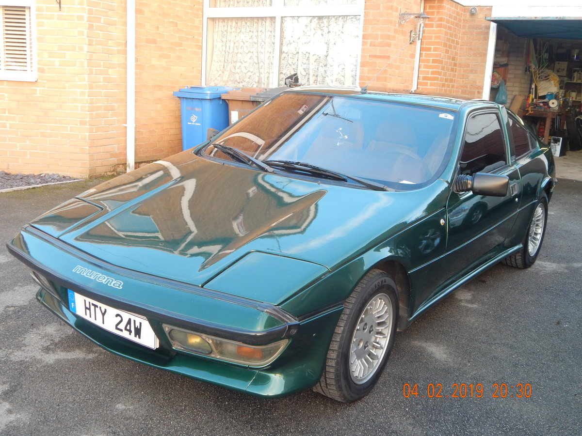 1983 Talbot Matra Murena 2.2 SOLD (picture 2 of 6)