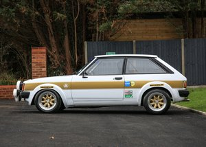 1982 Talbot Sunbeam Lotus SOLD