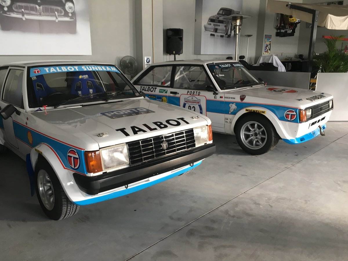 1984 Talbot Lotus SOLD (picture 2 of 6)