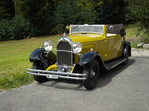 1931 very rare french Talbot for sale For Sale
