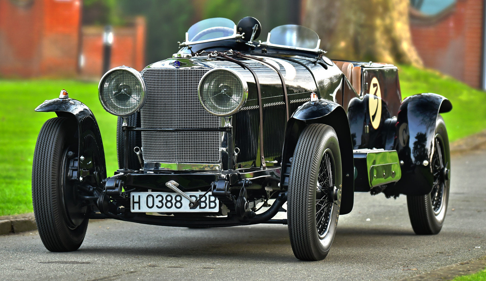 1933 Talbot 105 3 litre Brooklands special For Sale (picture 1 of 6)