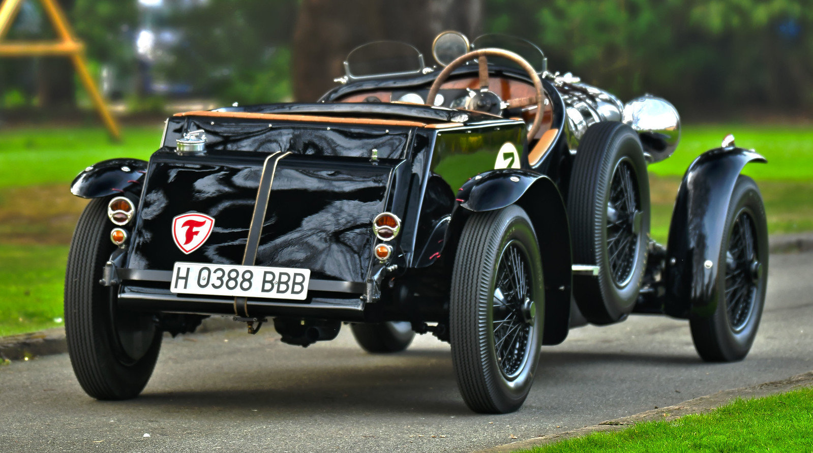 1933 Talbot 105 3 litre Brooklands special For Sale (picture 3 of 6)