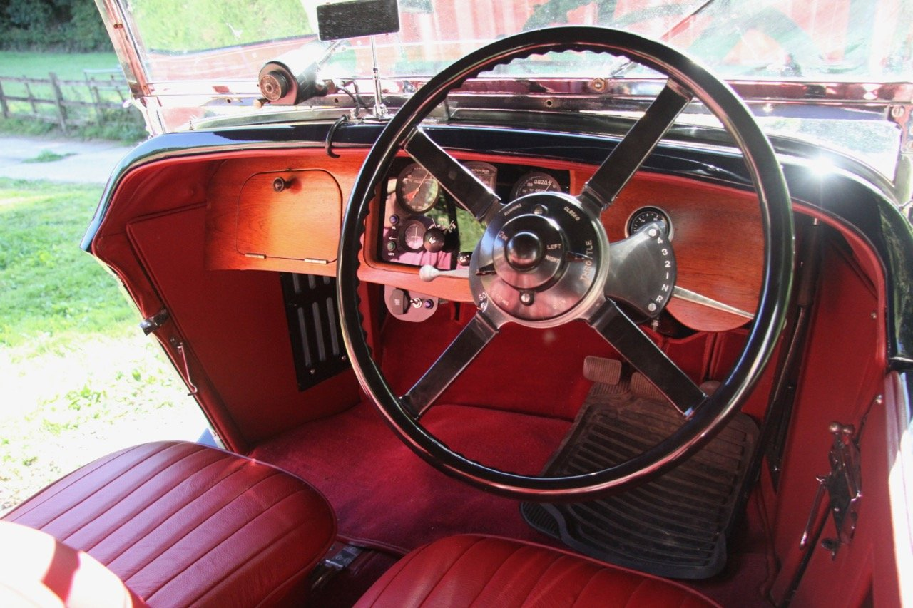"1933 Talbot 95/105 ""Coupe des Alpes"" Vanden Plas style Tourer For Sale (picture 5 of 6)"