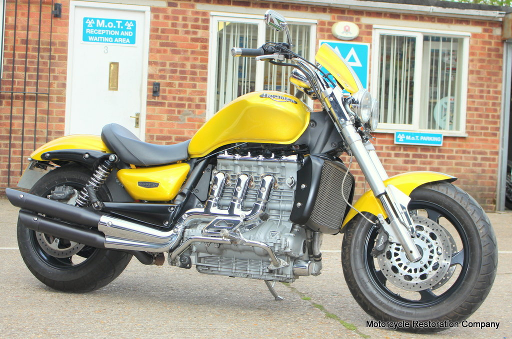 2005 Triumph Rocket 3 Special SOLD (picture 2 of 6)