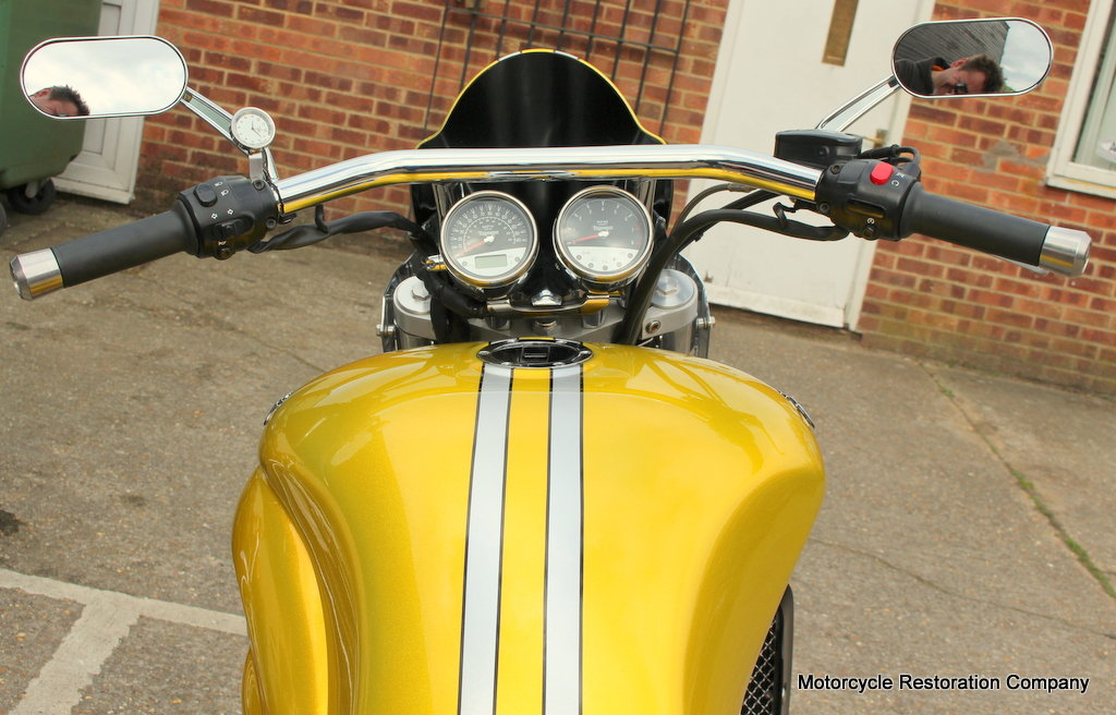 2005 Triumph Rocket 3 Special SOLD (picture 4 of 6)