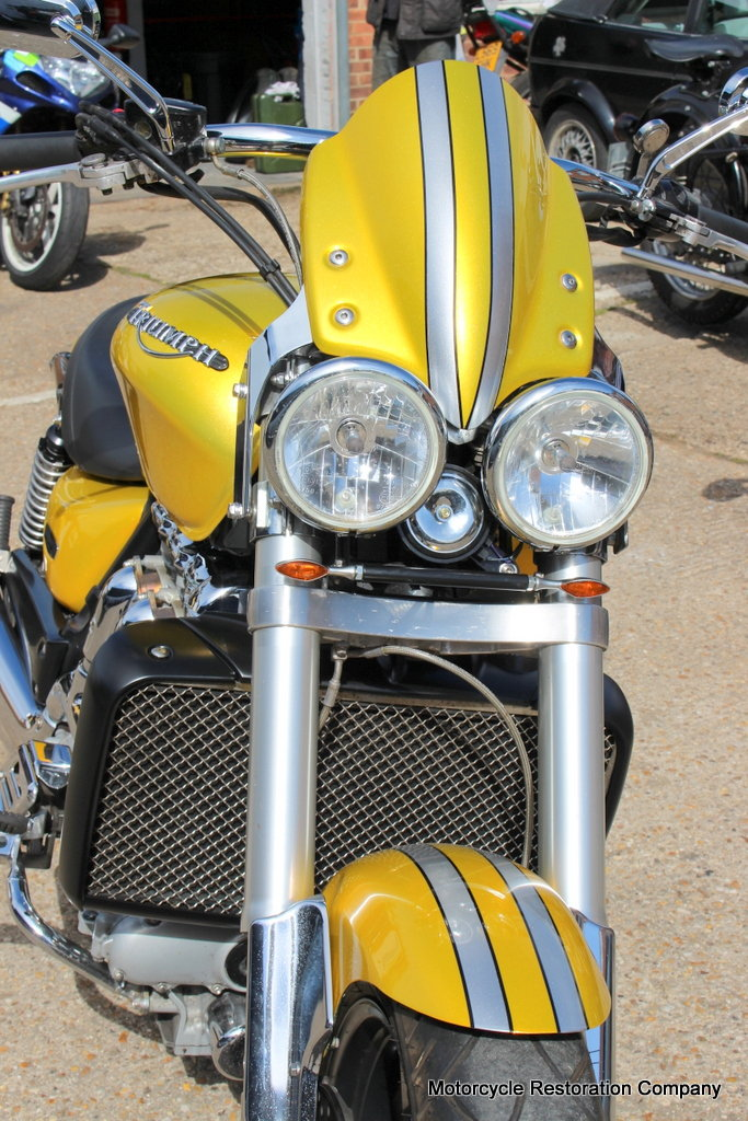 2005 Triumph Rocket 3 Special SOLD (picture 6 of 6)