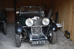 Lot 33 - A 1936 Talbot 75 Sports special - 23/06/2019